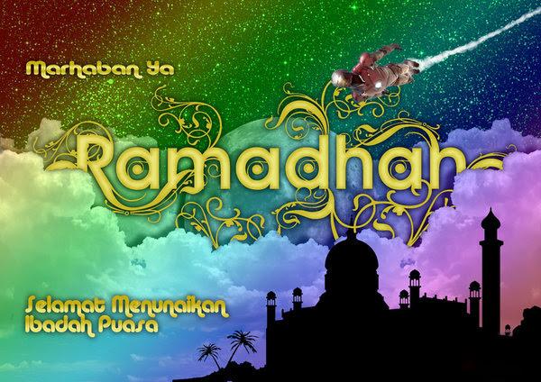 Image result for ramadhan ya marhaban