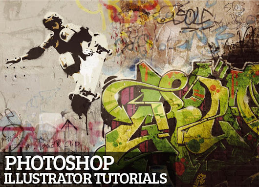 20 Amazing Photoshop & Illustrator Tutorials for Designers | Tutorials | Design Blog