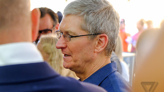 Tim Cook doesn't want Apple to be a 'treasure trove' of user data for the NSA