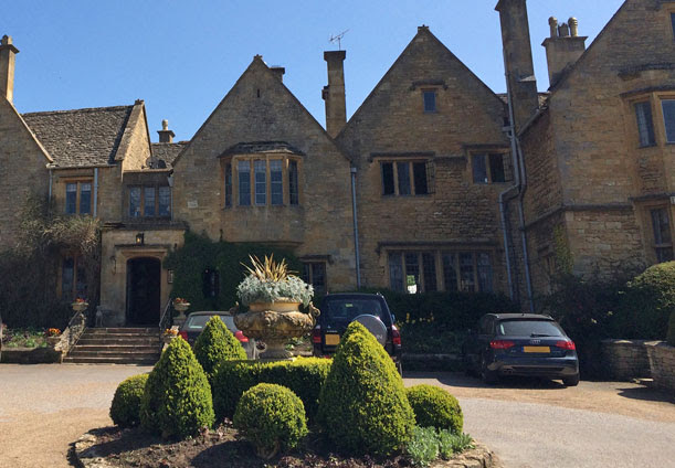 Buckland Manor Restaurant Broadway Cotswolds - Enjoy Eat ...