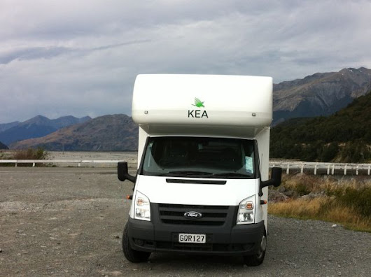 New Zealand Campervan Trip: Christchurch to Greymouth - Routes and Trips