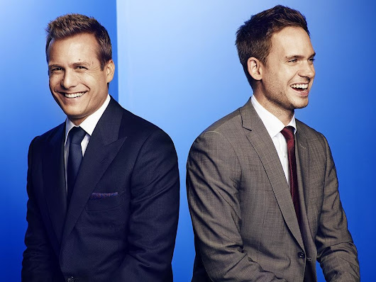 Are You Harvey Specter or Mike Ross?
