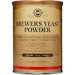 Solgar Brewer's Yeast Powder - 14 oz can