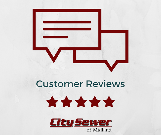 Reviews - City Sewer Of Midland