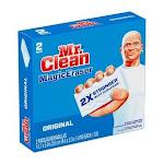 Mr. Clean Magic Eraser Cleaning Pads with Durafoam, 2 Ct