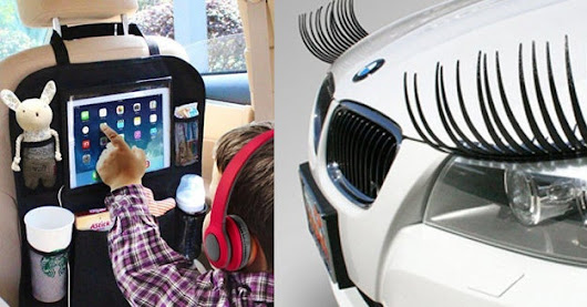 37 Cheap Products That'll Make Your Car So Much Better
