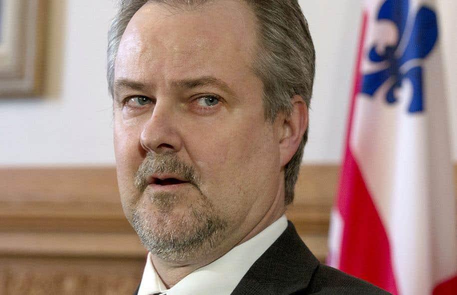 MeDenis Gallant est aujourd'hui l'inspecteur général de la Ville de Montréal.