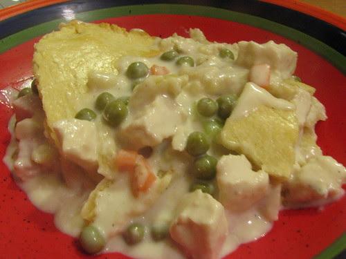 Nigella's Chicken Pot Pie