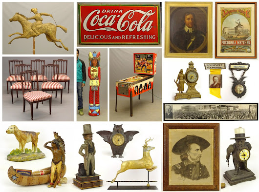 Estate Auction, 2018-05-19 – COPAKE AUCTION INC.