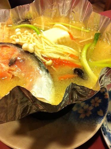 fishhead soup