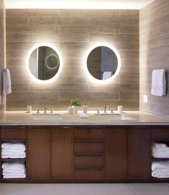 Kumpulana Artikel Bermanfaat Terbaru Bathroom Vanity Lighting Ideas