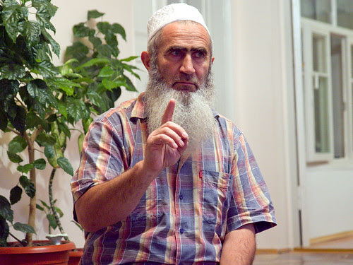 Rasul Magomedov, the father of suicide bomber Maryam Sharipova by hegtor