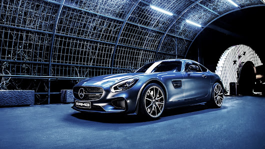 Mercedes-Benz of Birmingham |  8 Extra Features Offered by Mercedes AMG Models