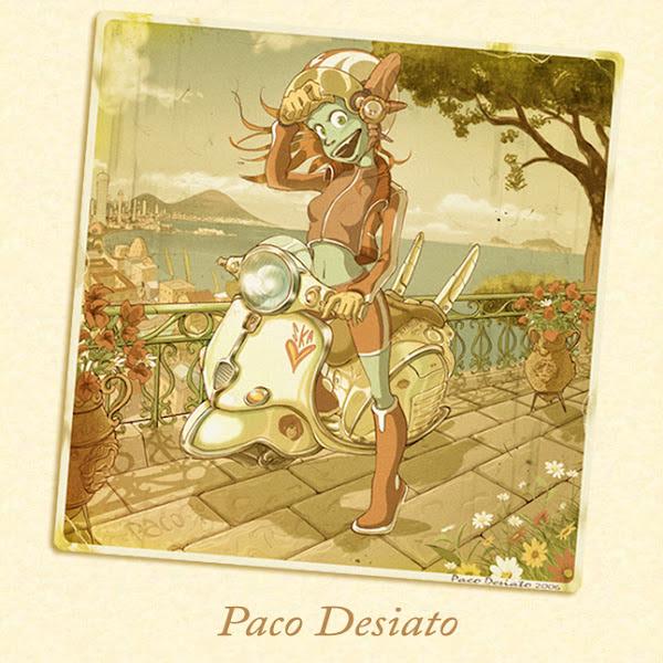 Paco Desiato