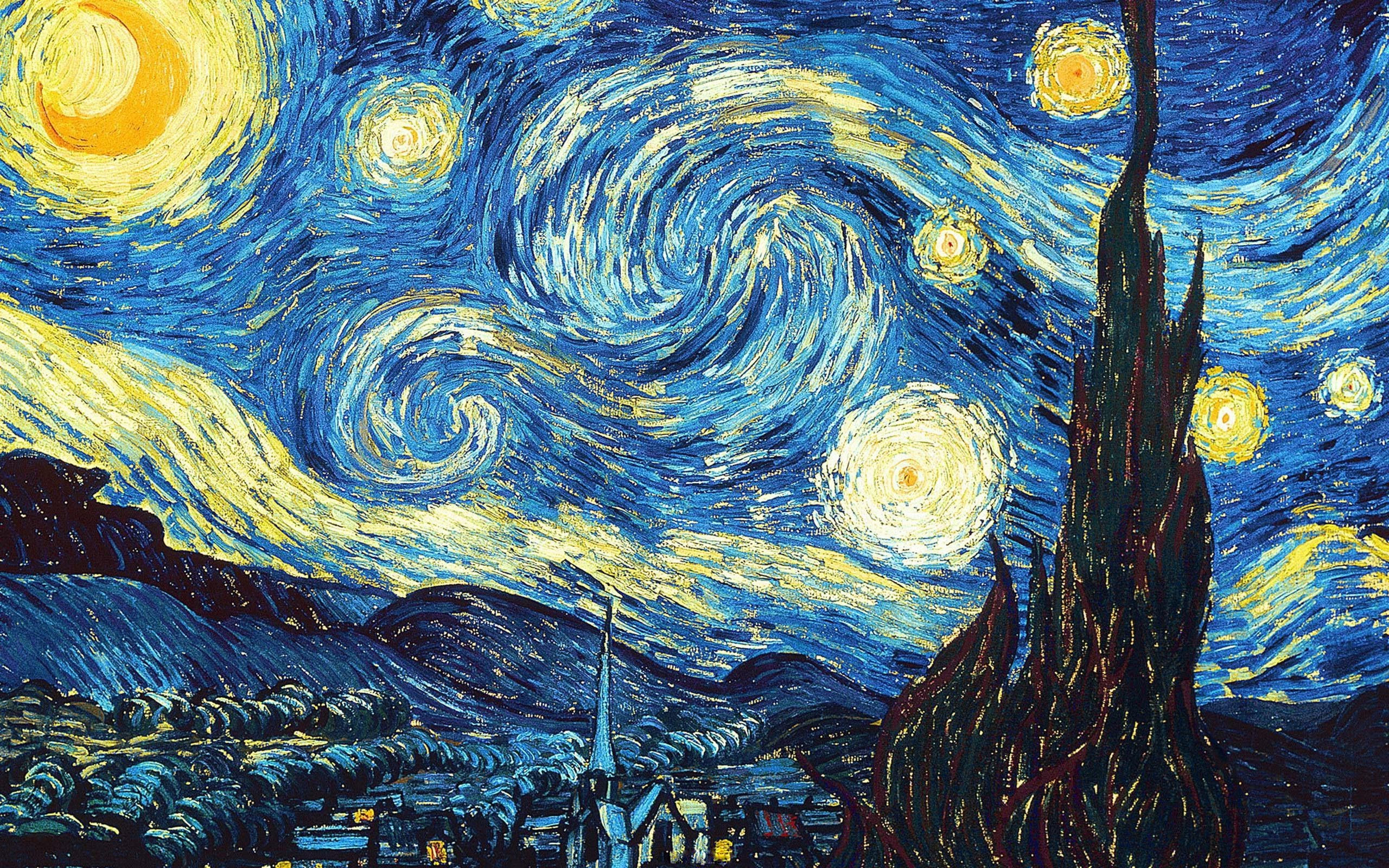 Starry Night Desktop Background 67 Images