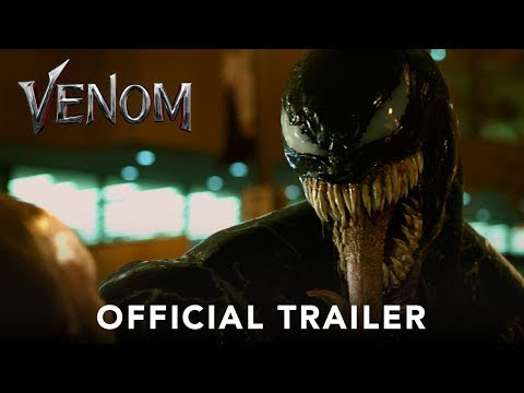 VENOM - IL TRAILER DEL FILM