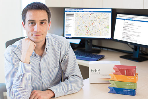 Emory develops national database of clinics that prescribe HIV prevention drug PrEP