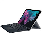 "Microsoft - Surface Pro 6 with Black Keyboard - 12.3"" Touch Screen - Intel Core i5 - 8GB Memory - 128GB SSD - Platinum"