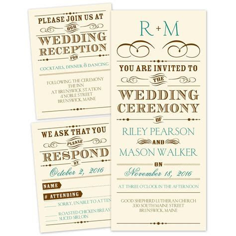 Presenting Separate and Send Invitation   Ann's Bridal