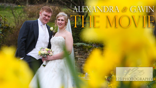 Alexandra and Gavin's wedding photography Devonshire Fell