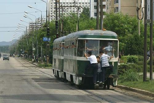 Pyongyang Capital da Coreia do Norte - Um pouco de jeitinho brasileiro