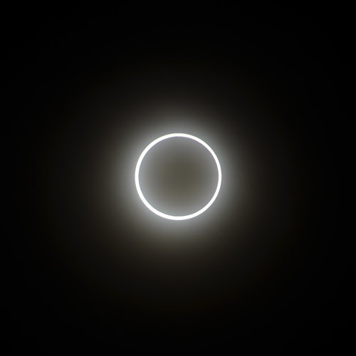 Annular Solar Eclipse on May 21st, 2012