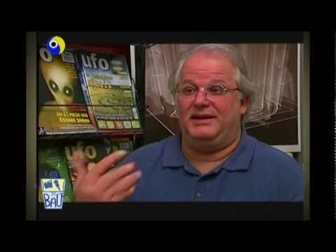 Personalidade da semana é o ufólogo brasileiro Ademar Gevaerd