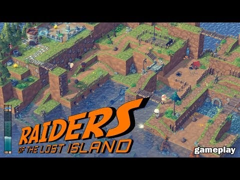 Raiders of the Lost Island Early Access Review