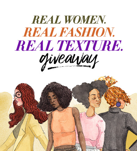 Enter to win Curly Hair prizes: Texture On The Runway 2017 Giveaway https://www.naturallycurly.com/giveaways/Texture-On-The-Runway-2017-Giveaway