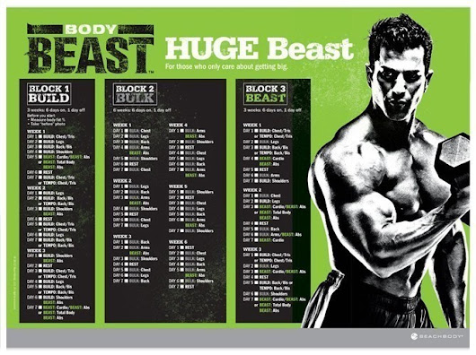 WHY EVERY WOMAN SHOULD TRY THE BODY BEAST PROGRAM | Nutrition Consulting and Personal Training | Real Health and Fitness