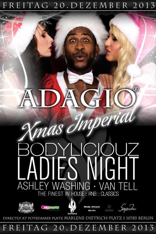 XMas Imperial meets Ladies Night