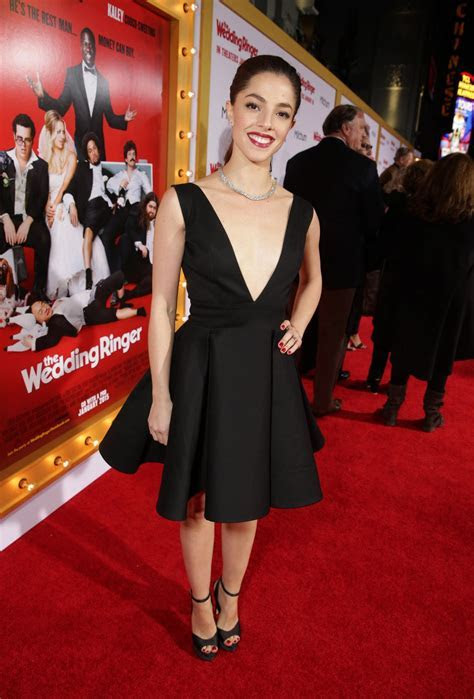 Olivia Thirlby   'The Wedding Ringer' Premiere in Hollywood