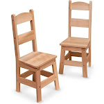 Melissa & Doug - Chair (pack of 2)