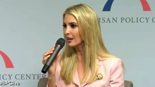 Extended: Ivanka Trump on paid family leave