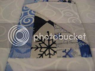 First Snowfall - Close Up