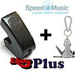 The EBow Plus Sustainer Bundled with Guitarist's Pocket Multi-Tool. - Speed Music