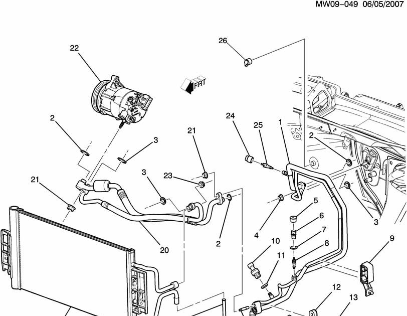 3800 3 8 Chevy Engine Diagram