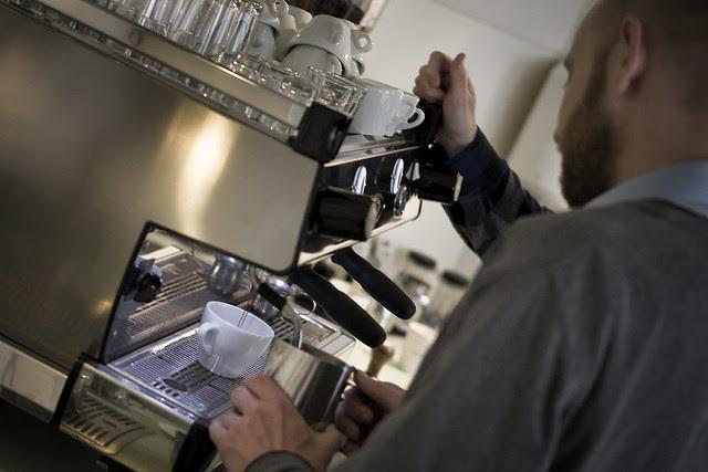 The La Marzocco Espresso Machine
