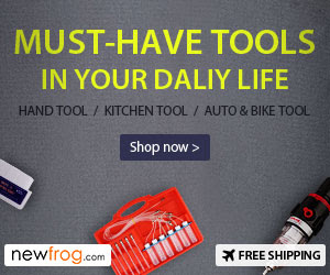 Must Have Tools-Hand Tool, Kitchen Tool, Auto/Bike Tool