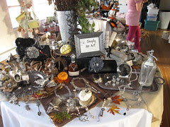 Artistic Affaire: Jamie's Booth!