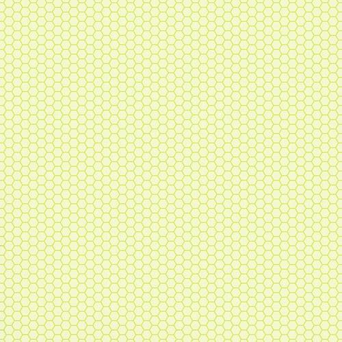 7-lime_BRIGHT_monochromatic_hexagon_12_and_a_half_inches_SQ_350dpi