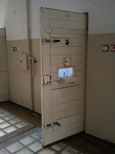 Former Stasi jail in Rostock