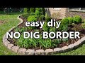 Landscaping Borders