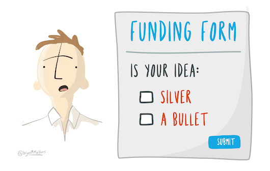 Funding Form - Visual Thinkery