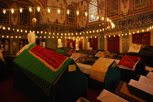 sultans tombs