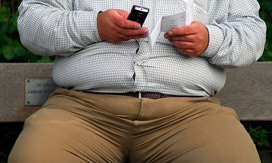 Fifth of overweight Britons say their size is healthy