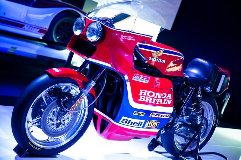 SUZUKA - '76 Honda RCB1000