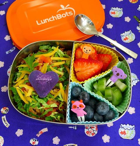 Tacorice LunchBot Bento by sherimiya ♥