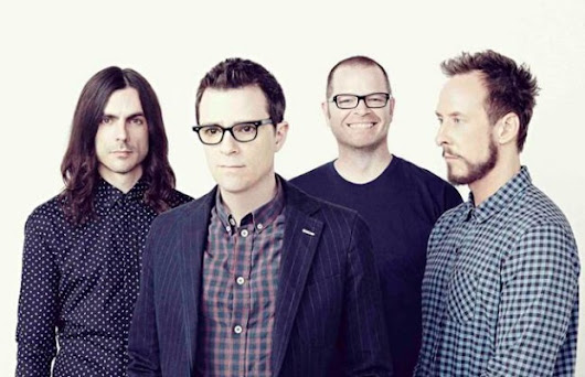"Weezer lança single do novo ""Black Album"""