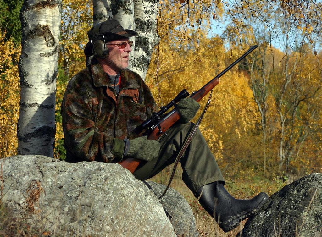 The Elk Hunter